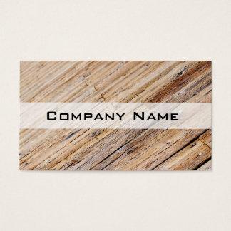 Boardwalk Business Card