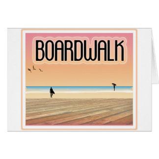 Boardwalk Card