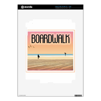 Boardwalk Decals For The iPad 2