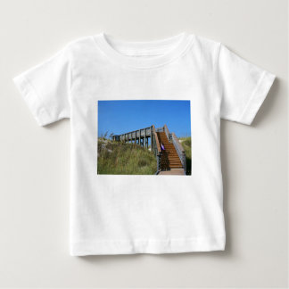 Boardwalk, Florida, Cape San Bur beach picture Baby T-Shirt