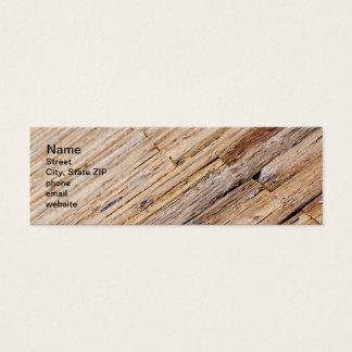 Boardwalk Mini Business Card