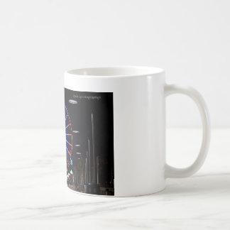 Boardwalk Classic White Coffee Mug