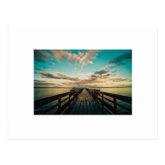 Boardwalk Post Card