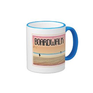 Boardwalk Ringer Mug