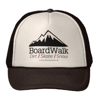 BoardWalk Trucker Trucker Hat