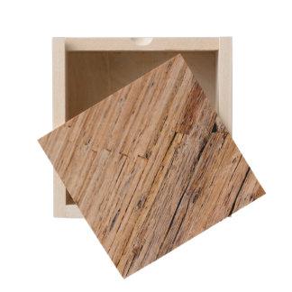 Boardwalk Wooden Keepsake Box