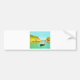 Boat1.jpg Bumper Sticker