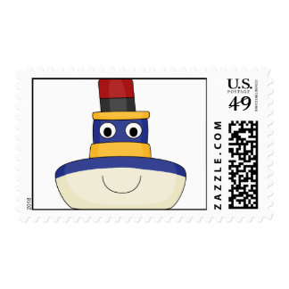 boat4 postage stamps
