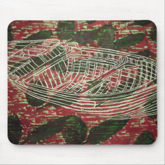 Boat 2007 mouse pad