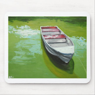Boat#25 Mouse Pads