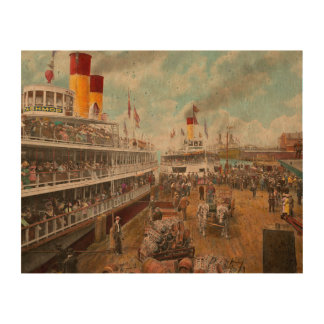 Boat - A vacation to remember - 1901 Queork Photo Prints