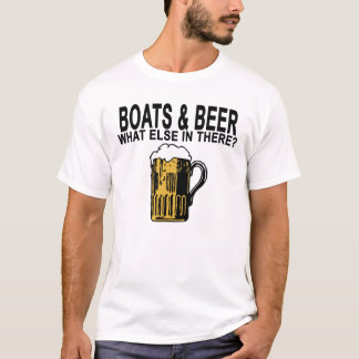 Boat and Beer Funny T-Shirt.png T-Shirt