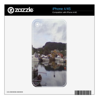 boat and sea skins for iPhone 4S