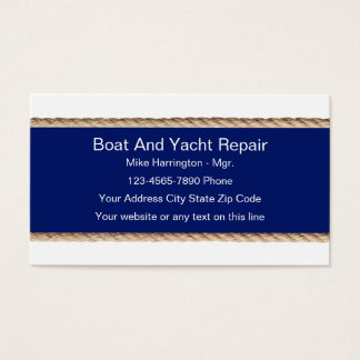 yacht sales business cards templates zazzle