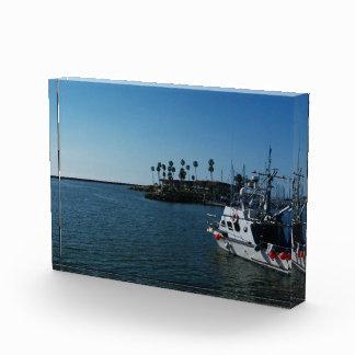 Boat at Oceanside,CA  Acrylic Photo Acrylic Award