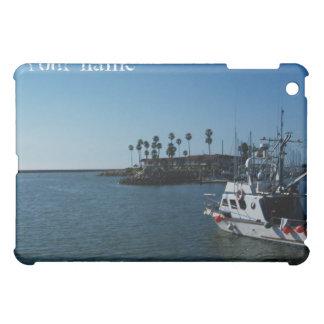Boat at Oceanside (customize) iPad Mini Covers