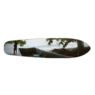 Boat at rest skate board decks