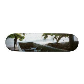 Boat at rest skateboard