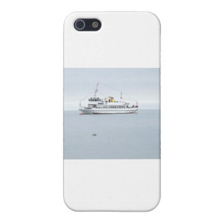Boat At Sea. iPhone 5 Covers