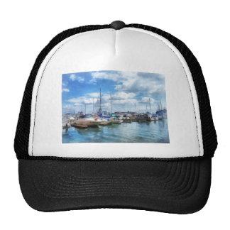 Boat Basin Fells Point Trucker Hat