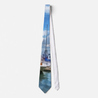 Boat Basin Fells Point Neck Tie