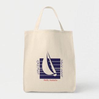 Boat Blue Square_UpDown Perth bag