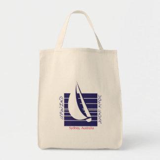 Boat Blue Square_UpDown Sydney bag