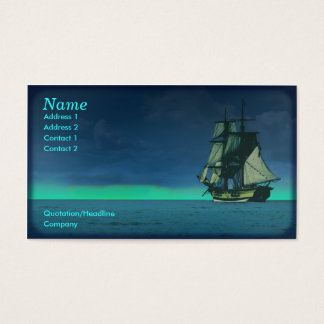 Boat Business card