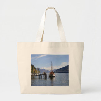 Boat by Harbour Bags