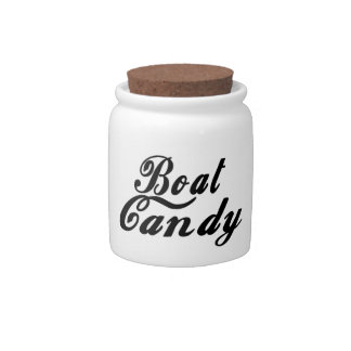 Boat Candy Candy Dish