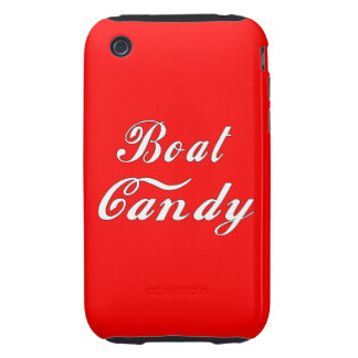 Boat Candy Tough iPhone 3 Cover