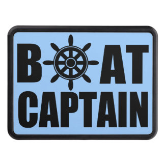 BOAT CAPTAIN HITCH COVER
