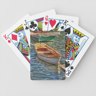 Boat Chain Playing Cards