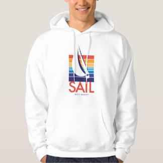 Boat Color Square_SAIL Key West t-shirt