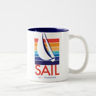 Boat Color Square_SAIL St. Thomas mug
