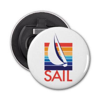 Boat Color Square_Sailing-themed_custom designed Bottle Opener