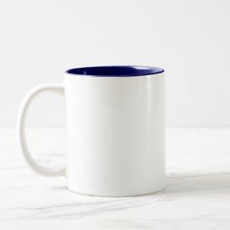 Boat Color Square_San Francisco mug