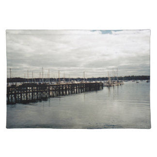 Boat Dock Cloth Placemat