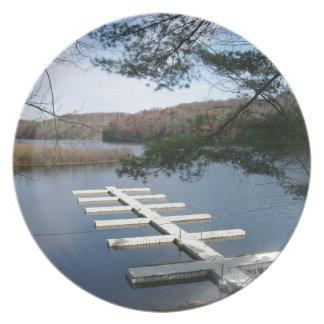 Boat Dock Plate