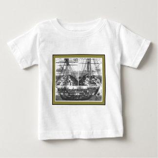Boat Engraving #1 Baby T-Shirt
