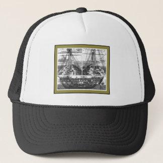 Boat Engraving #1 Trucker Hat