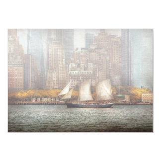 Boat - Governors Island, NY - Lower Manhattan Card