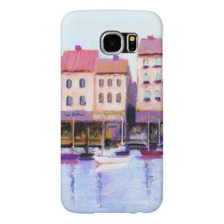 Boat Harbor Samsung Galaxy S6 Case
