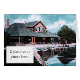 Boat House Card