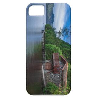 Boat house cottage Scotland iPhone SE/5/5s Case
