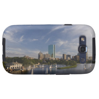 Boat house in the Charles River in The Esplanade Samsung Galaxy SIII Cases