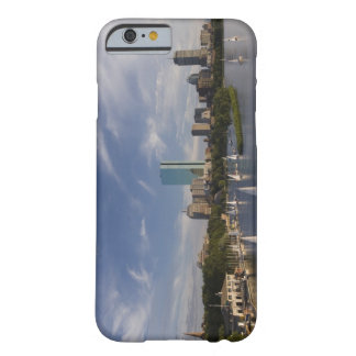 Boat house in the Charles River in The Esplanade Barely There iPhone 6 Case