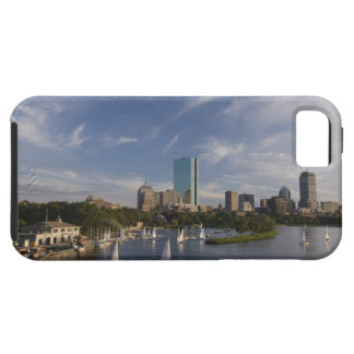 Boat house in the Charles River in The Esplanade iPhone SE/5/5s Case