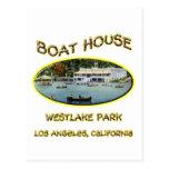 Boat House Westlake Park Postcards