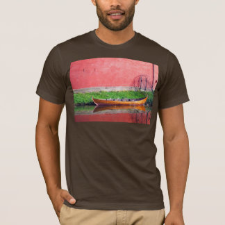 boat in france T-Shirt
